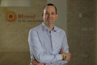 אדר שומרון, מנכ״ל ביונד